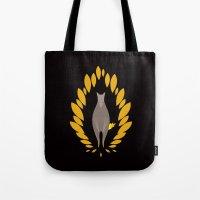 Superwolf Tote Bag
