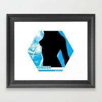 Plastic Series 2 Framed Art Print