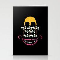Mad Hatters Stationery Cards