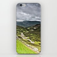 Inchnadamph Caves iPhone & iPod Skin