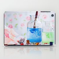 Watercolors. iPad Case