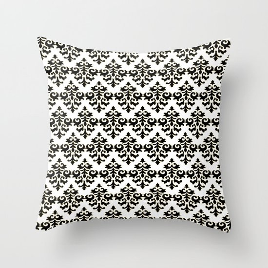 Hyro Throw Pillow