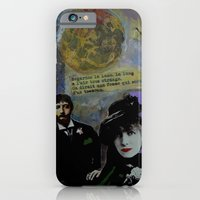 iPhone & iPod Case featuring Salomé by Luca Piccini