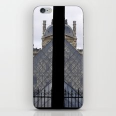 Louvre Pyramid iPhone & iPod Skin