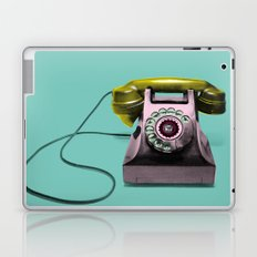 Call Marylin Laptop & iPad Skin