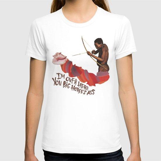 HORSE'S ASS T-shirt