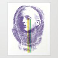 Lacryma Color 2 Art Print