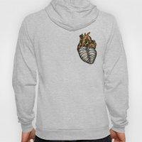 Heart gone wild - color  Hoody