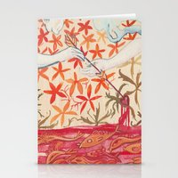 All the colours Stationery Cards