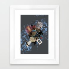 What Went Before Part 3 Framed Art Print