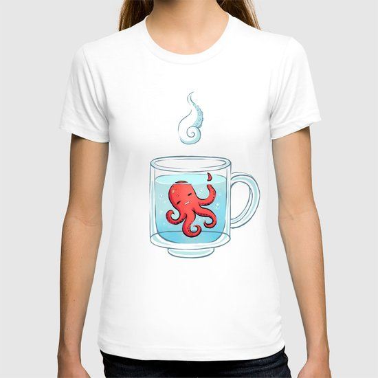 Octopus Tea T-shirt