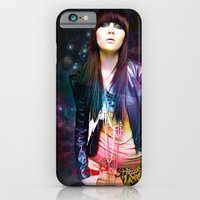 iPhone & iPod Case featuring Ora by  David Somers