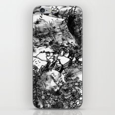 Desert_rocks iPhone & iPod Skin