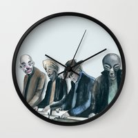 Vinyl Resurgence Wall Clock