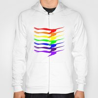 Fly Into The Rainbow Hoody