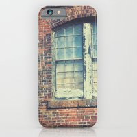 iPhone & iPod Case featuring Old Mill Windows by Rebekah Carney