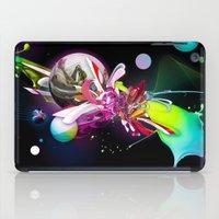 Splash Runner iPad Case