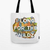 The Wildz Tote Bag