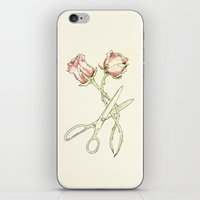 Scissor #13 iPhone & iPod Skin