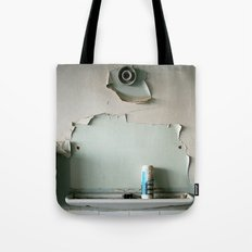 Lost mirror Tote Bag