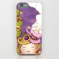 iPhone & iPod Case featuring Neverland by Eunice Ng