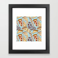 U R BEAUTIFUL Framed Art Print