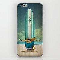 Beach's Rat iPhone & iPod Skin