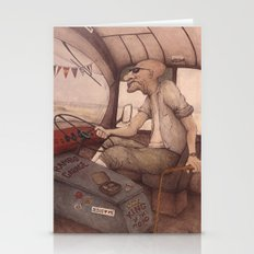 The King Of The Road Stationery Cards