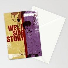 West Side Story Stationery Cards