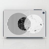 Minimalism 9 iPad Case