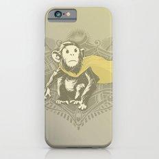 Fearless Creature: Chimpy iPhone 6s Slim Case