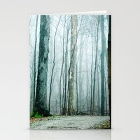 Feel the Moment Slip Away Stationery Cards