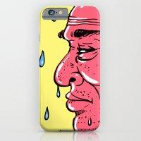 iPhone & iPod Case featuring Sweaty by Danielle Feigenbaum