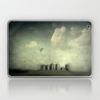 Silos of the Prairies Laptop & iPad Skin