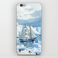 Antarctica iPhone & iPod Skin