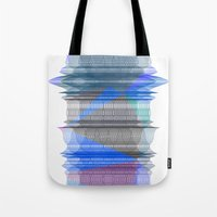PIPELINE RESONANCE Tote Bag