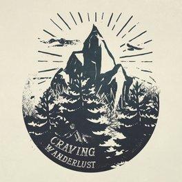 Art Print - Craving wanderlust III - HappyMelvin