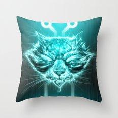The Kron (Legacy) Throw Pillow