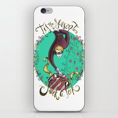 Tis the Season to Sneak a Peek iPhone & iPod Skin