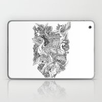 The Six Swans Laptop & iPad Skin