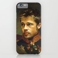 iPhone & iPod Case featuring Brad Pitt - replaceface by replaceface