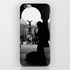 Central Park iPhone & iPod Skin