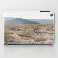 Panamint Valley Coyotes iPad Case