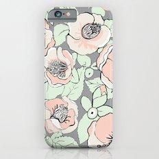 Camelia Romance  iPhone 6 Slim Case