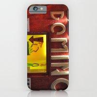 Domino iPhone 6 Slim Case