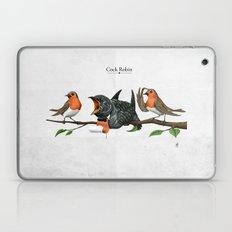 Cock Robin Laptop & iPad Skin