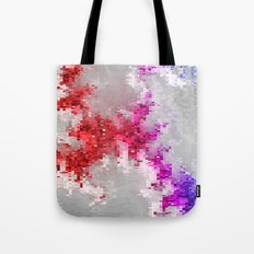 greetings from the sky II Tote Bag