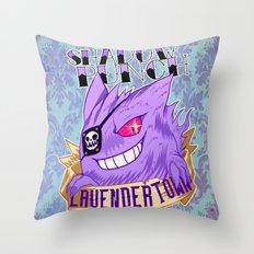 GHOST GANG Throw Pillow