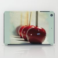 Candy Apples iPad Case
