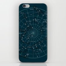 Space Hangout iPhone & iPod Skin